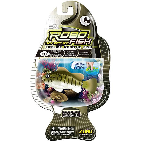 """Роборыбка """"Большеротый окунь"""", RoboFish"""