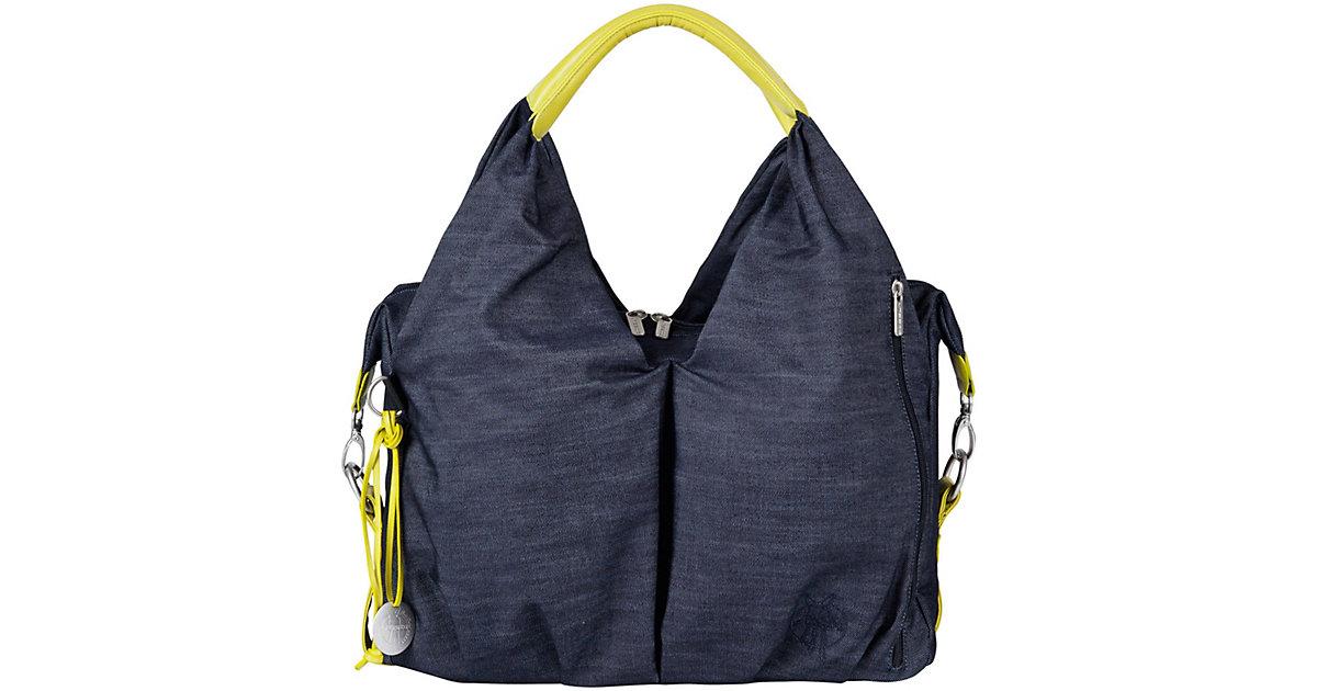 LÄSSIG · LÄSSIG Green Label Neckline Bag denim blue