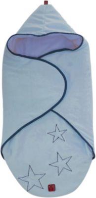 Kaiser Star Einschlagdecke Baumwoll-Jersey Farbwahl NEU