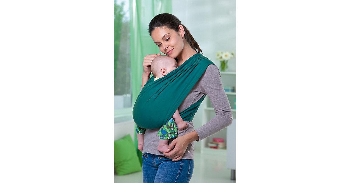 AMAZONAS · AMAZONAS Baby Tragetuch Carry Baby petrol