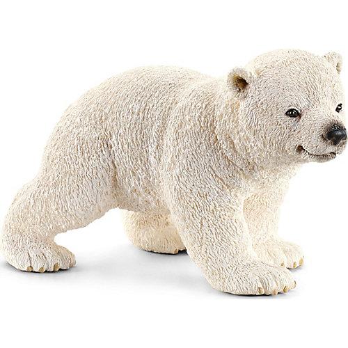 Белый медвежонок, Schleich от Schleich