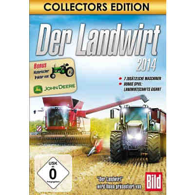 PC Der Landwirt 2014 Collectors Edition