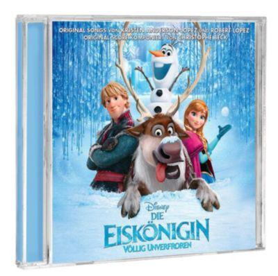 CD Disney Die Eiskönigin Völlig unverfroren (Frozen Soundtrack), Disney Die Eiskönigin