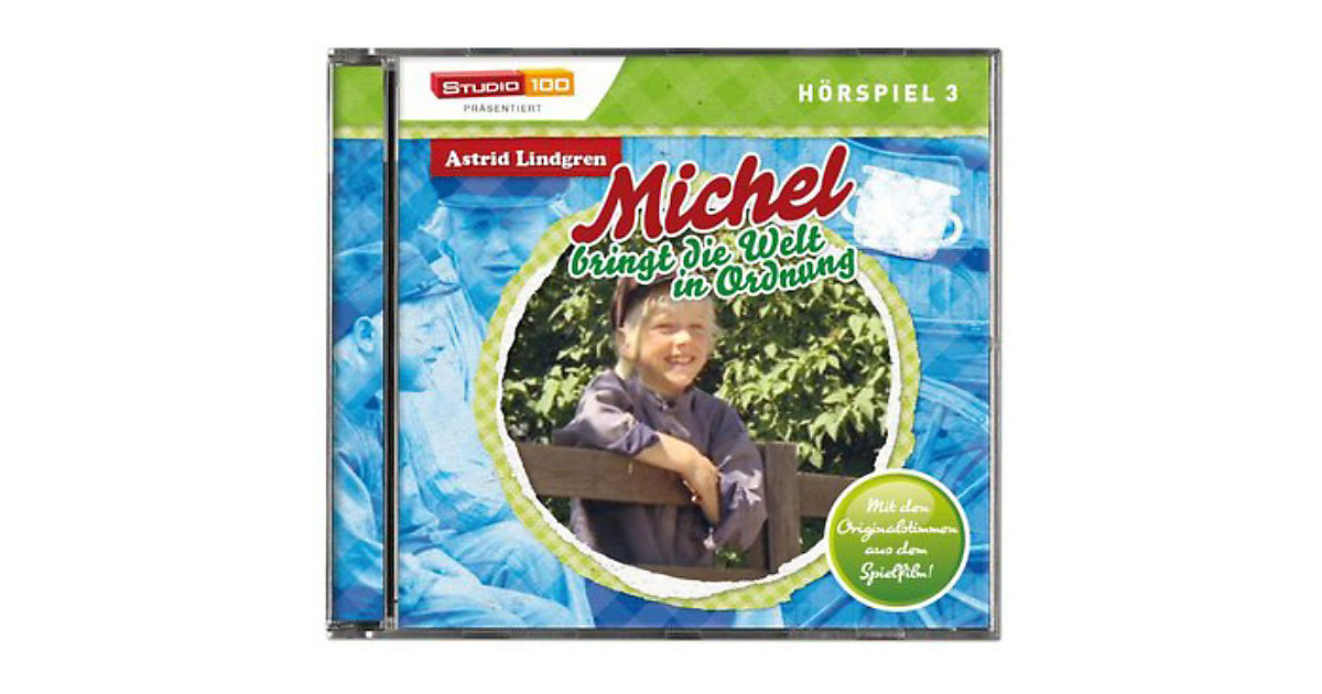 CD Michel 03 - Michel bringt die Welt in Ordnun...