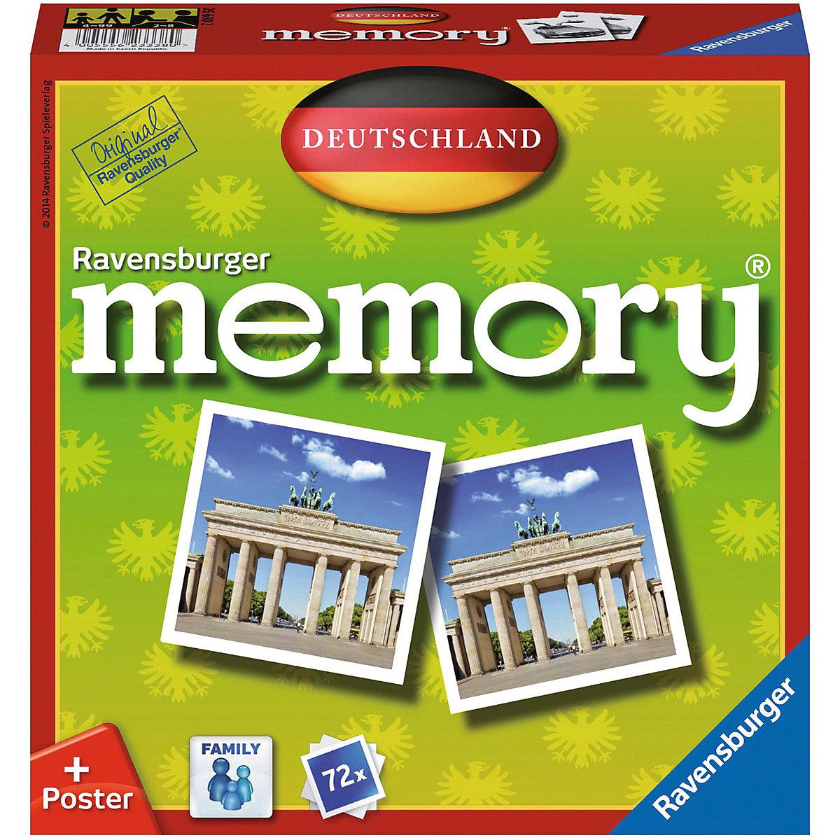 Deutschland Spiel Karten