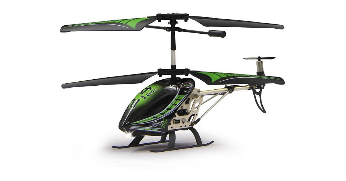 Jamara RC Hubschrauber Gyro V2 mit 2,4Ghz 3+2 K...