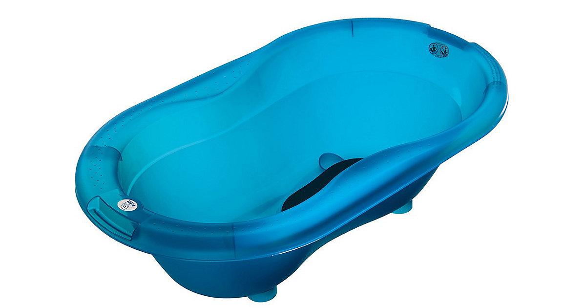 Badewanne Top, translucent blue
