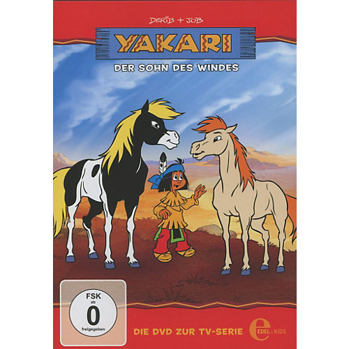 Edel DVD Yakari 16 - Der Sohn des Windes Sale Angebote