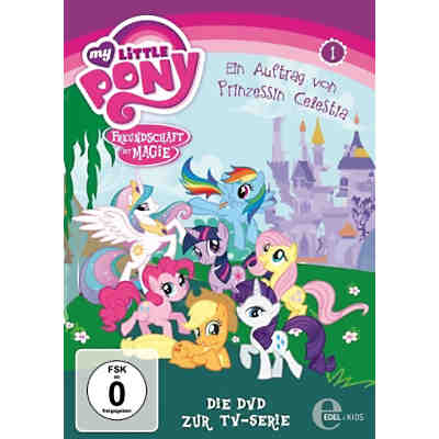 DVD My Little Pony 01 - Galloping Gala