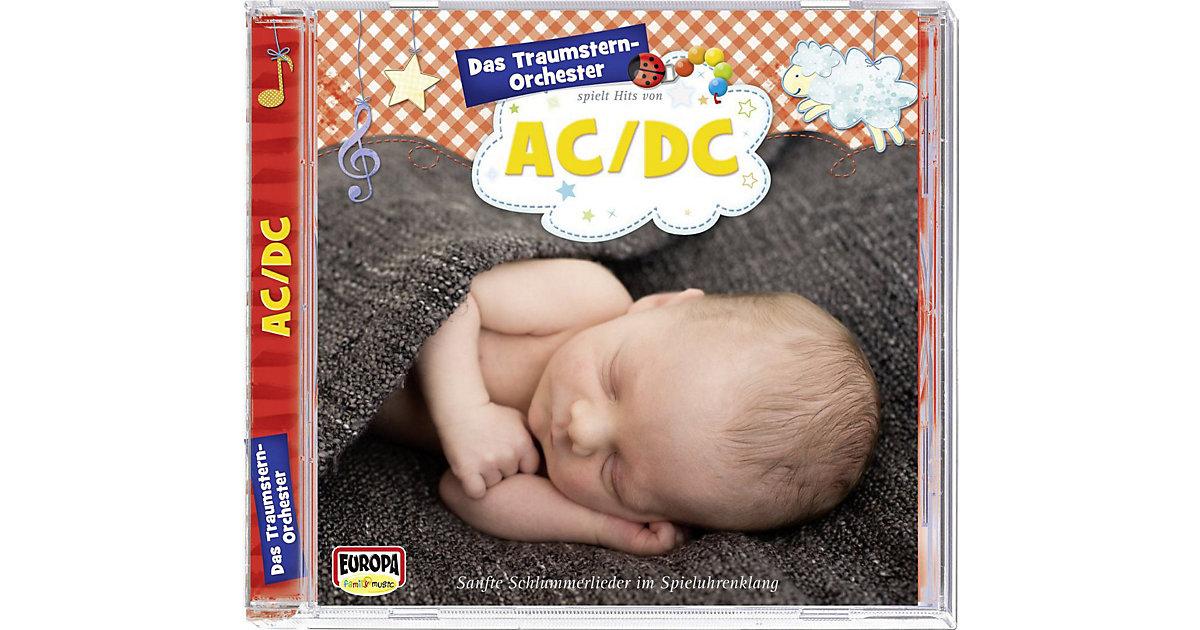 CD Das Traumstern-Orchester-Spielt Hits von AC/DC