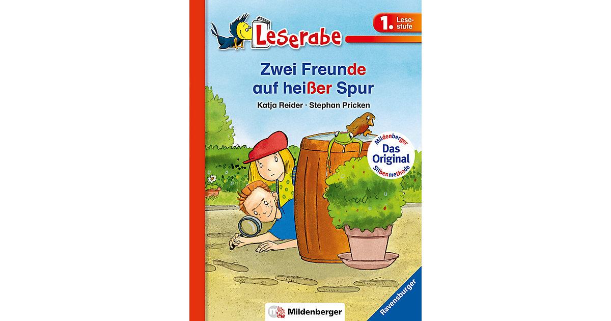 Leserabe: Zwei Freunde auf heißer Spur, Schulau...