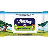 Влажные антибактериальные салфетки Kleenex «Дисней. Семейные», 40 штук
