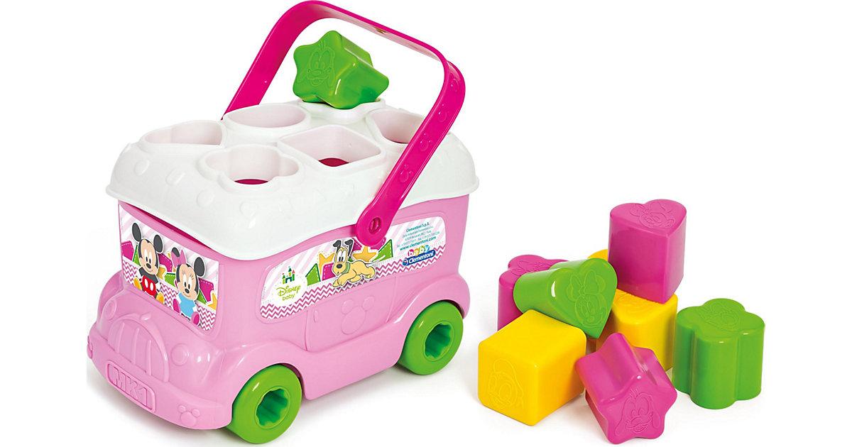 Minnie Mouse - Steckspiel Bus
