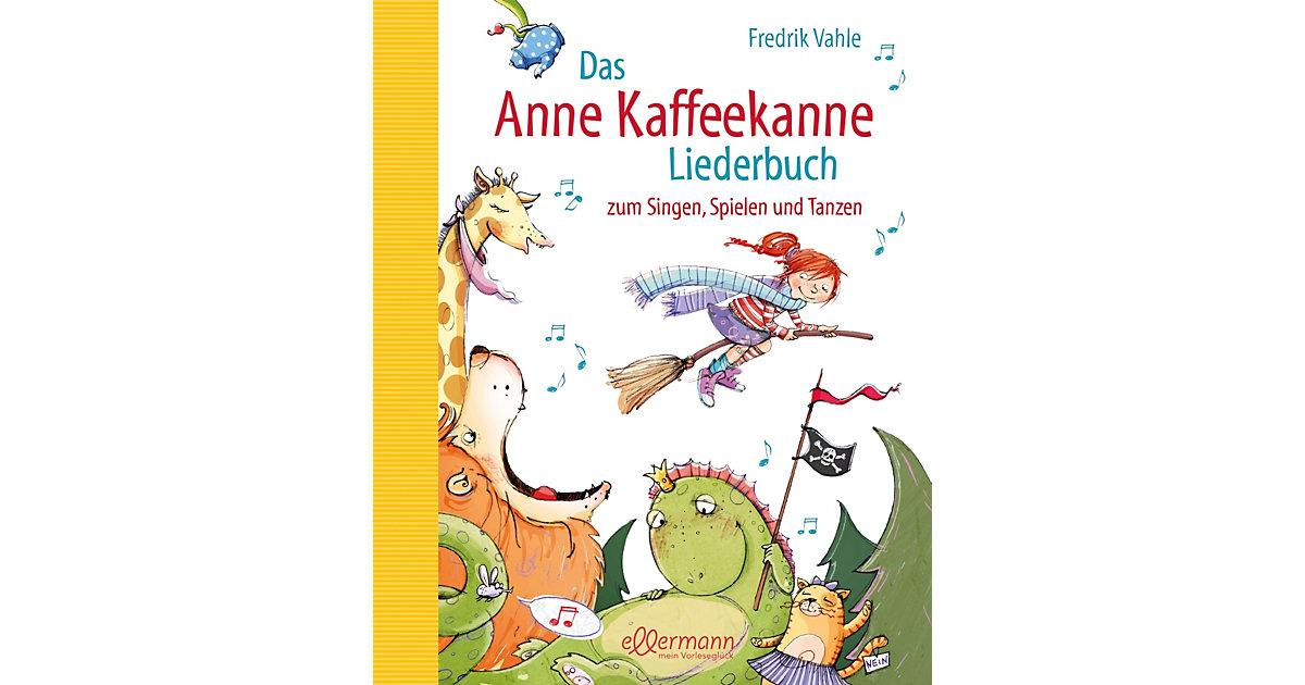 Oetinger Verlagsgruppe · Das Anne Kaffeekanne Liederbuch