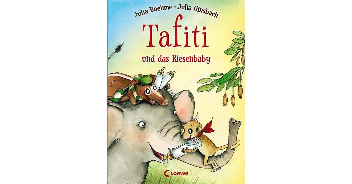 Tafiti und das Riesenbaby