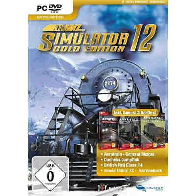 PC Trainz 12 Gold
