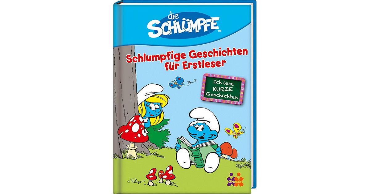 Die Schlümpfe: Schlumpfige Geschichten Erstlese...