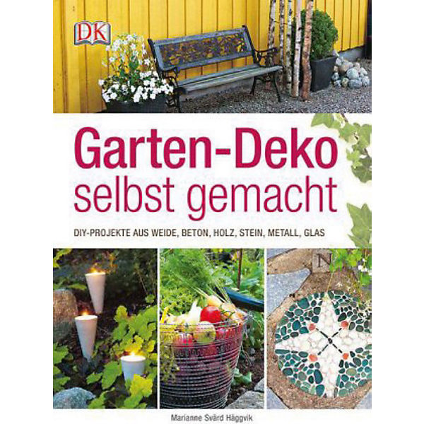 Garten Deko Selbst Gemacht