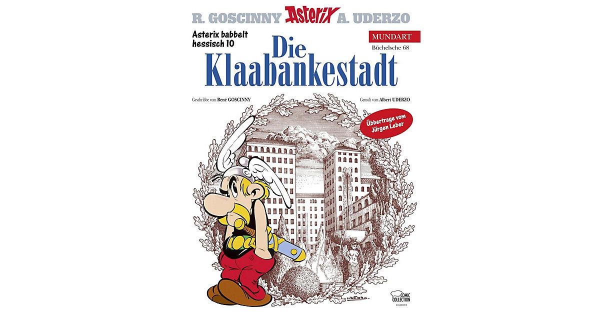 Egmont · Asterix Mundart: Die Klaabankestadt - Die Trabantenstadt, hessische Ausgabe