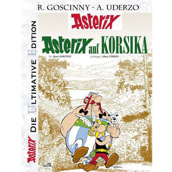 Asterix, Die Ultimative Edition: Asterix auf Korsika