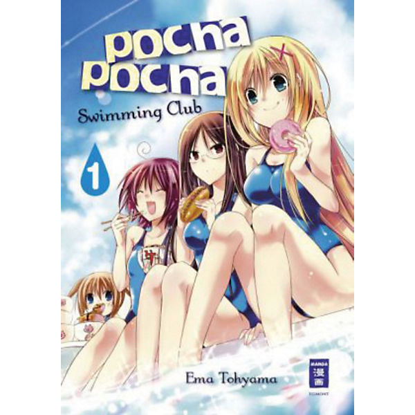 Pocha-Pocha Swimming Club, Band 1