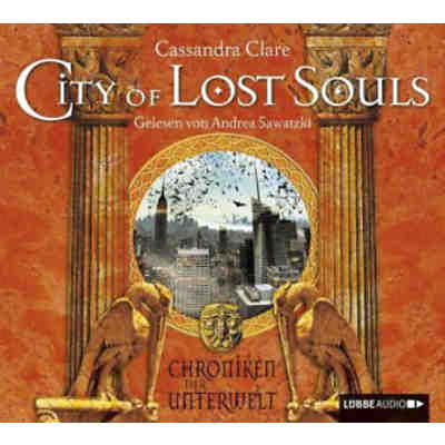 Chroniken der Unterwelt: City of Lost Souls, 6 Audio-CDs