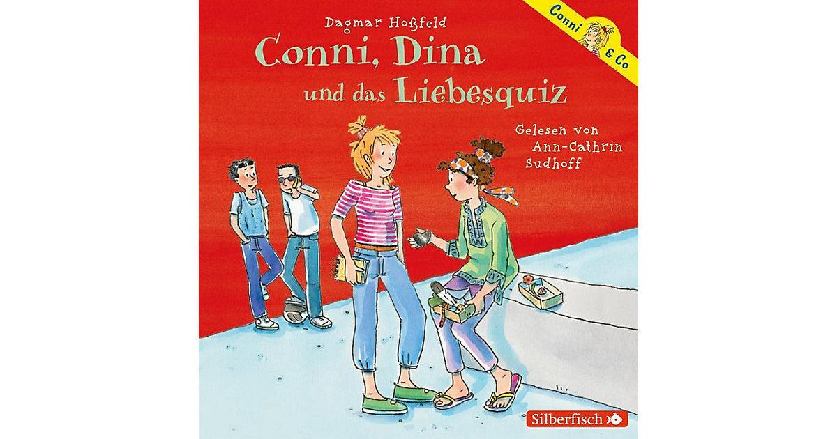 Conni & Co: Conni, Dina und das Liebesquiz, 2 A...
