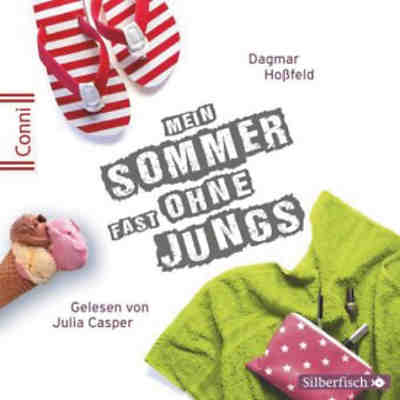 Conni & Co: Mein Sommer fast ohne Jungs, 2 Audio-CDs