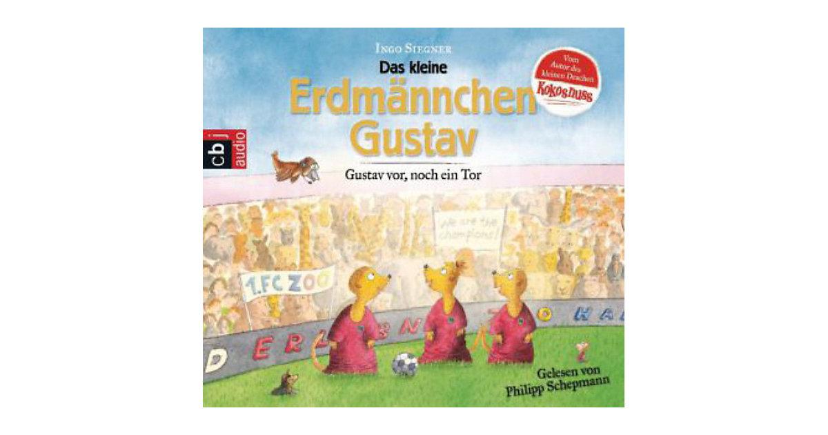Gustav vor, noch ein Tor!, Audio-CD