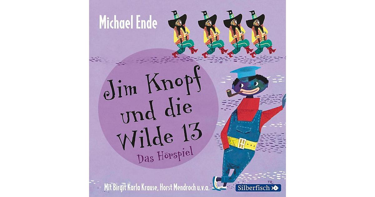 Jim Knopf und die Wilde 13 - Das Hörspiel, 3 Au...