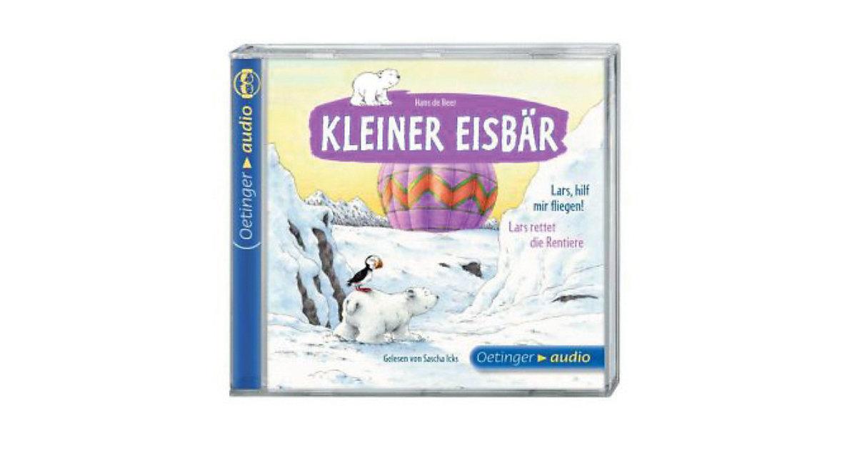 Kleiner Eisbär: Lars, hilf mir fliegen! / Lars ...