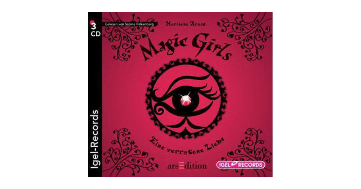 Magic Girls: Eine verratene Liebe, Folge 11, 3 Audio-CDs