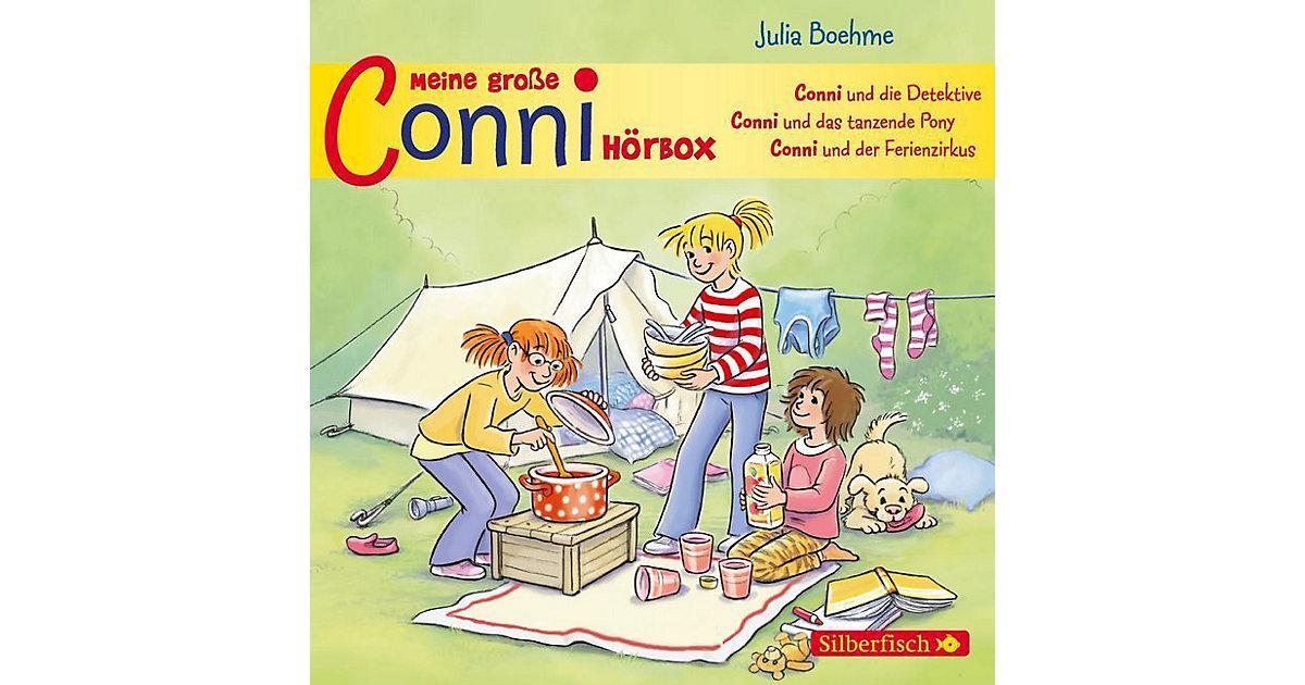 Meine Freundin Conni: Meine große Conni-Hörbox,...