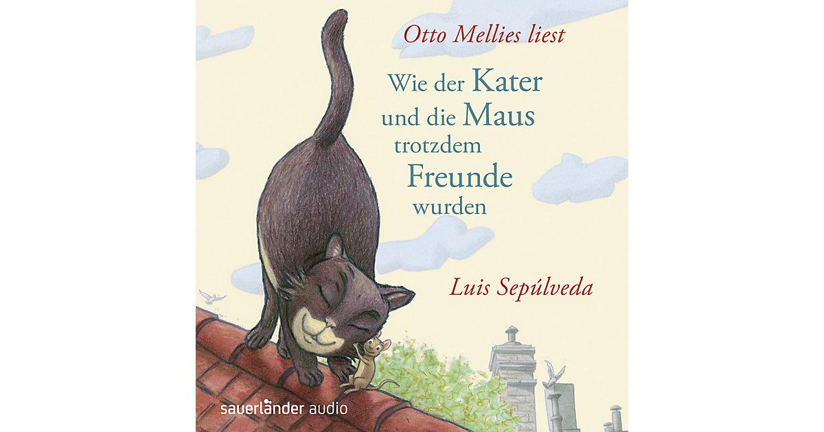 Wie der Kater und die Maus trotzdem Freunde wurden, 1 Audio-CD