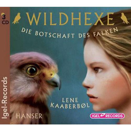Igel Records Wildhexe: Die Botschaft des Falken, 3 Audio-CDs