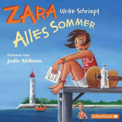 Zara: Alles Sommer, 3 Audio-CDs