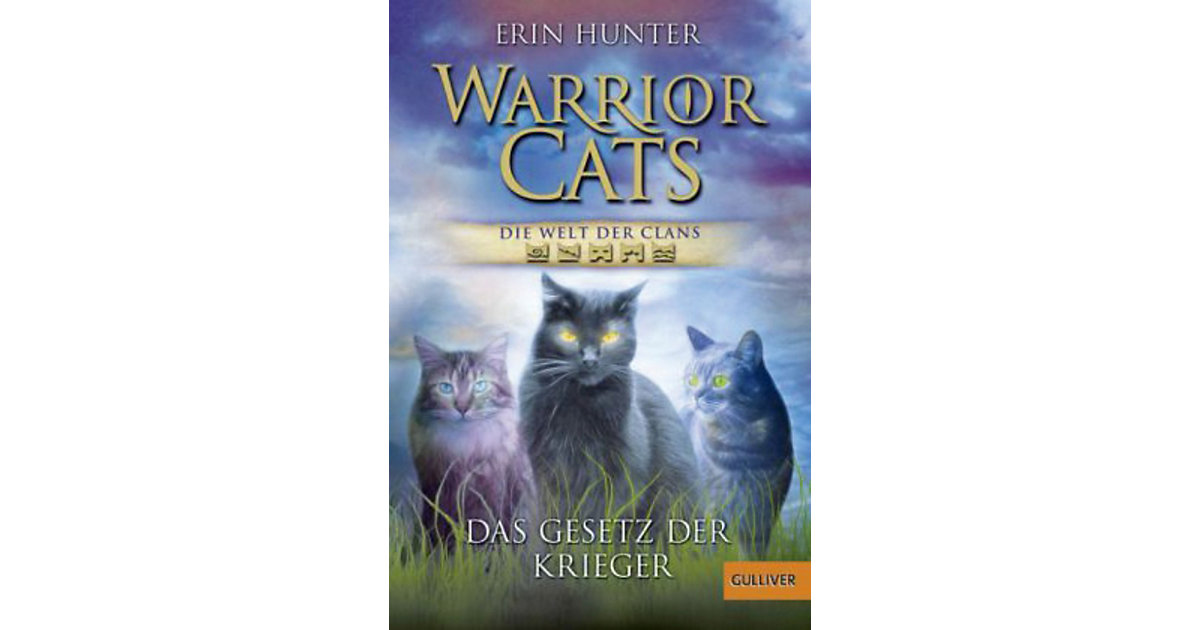 Warrior Cats - Die Welt der Clans: Das Gesetz d...