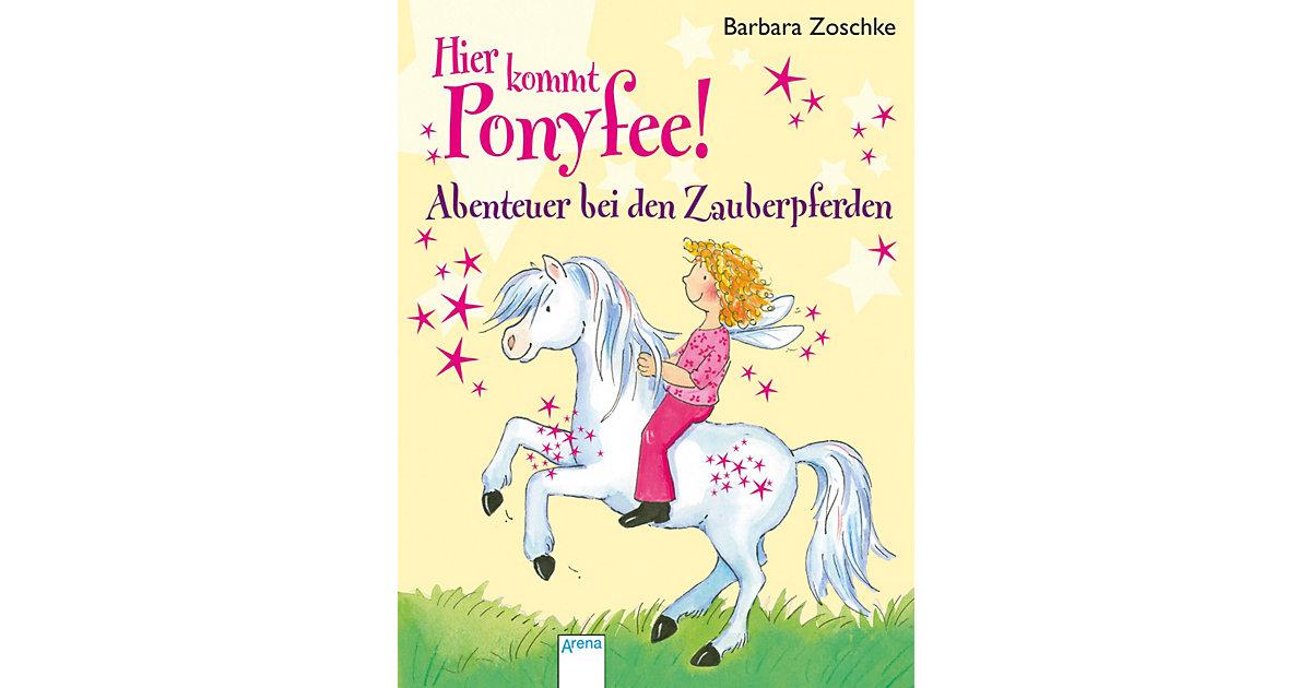 Hier kommt Ponyfee: Abenteuer bei den Zauberpferden, Sammelband