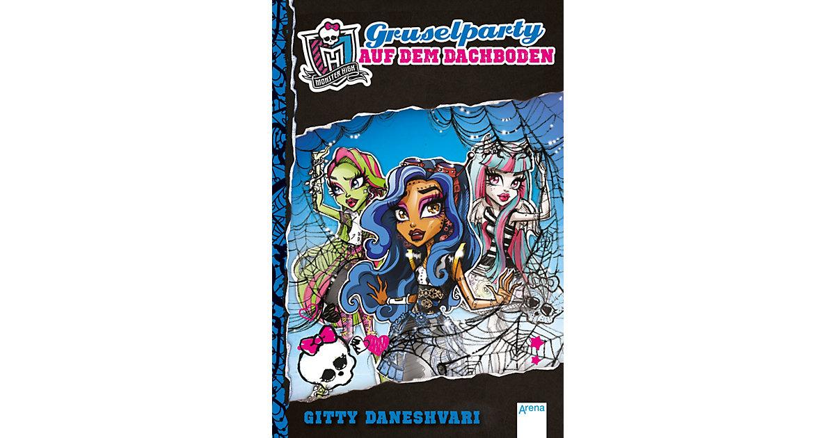 Monster High: Gruselparty auf dem Dachboden