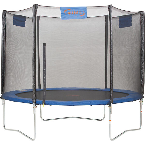 trampolin 305 mit sicherheitsnetz 4uniq mytoys. Black Bedroom Furniture Sets. Home Design Ideas