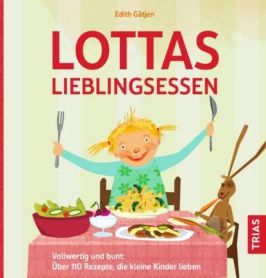 Buch - Lottas Lieblingsessen