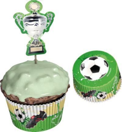 Partyset Soccer Fußball 62 tlg Folat