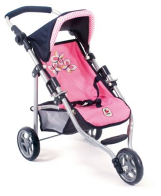 Puppenwagen Lola 3-Rad-Jogger