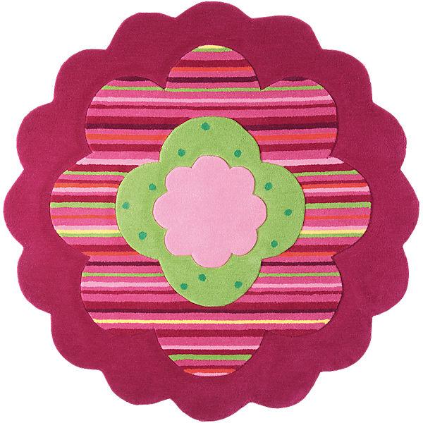 Kinderteppich blume  Kinderteppich Blume, pink, 100 cm, ESPRIT | myToys