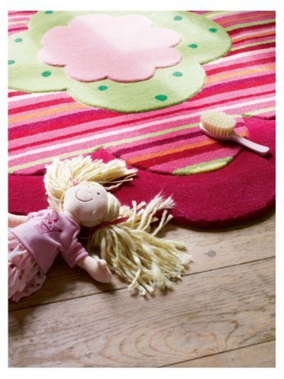 Kinderteppich blume  Kinderteppich Butterfly Party, ESPRIT | myToys