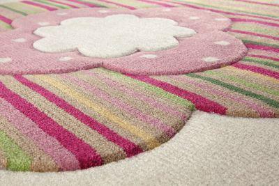 Kinderteppich blume  Kinderteppich Blumenwiese, beige, 100 cm, ESPRIT | myToys