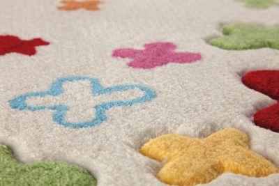Kinderteppich blume  Kinderteppich Blume, beige, 100 cm, ESPRIT | myToys