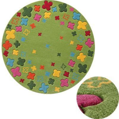Kinderteppich blumenwiese  Kinderteppich Dschungel Tiere, BC kids | myToys