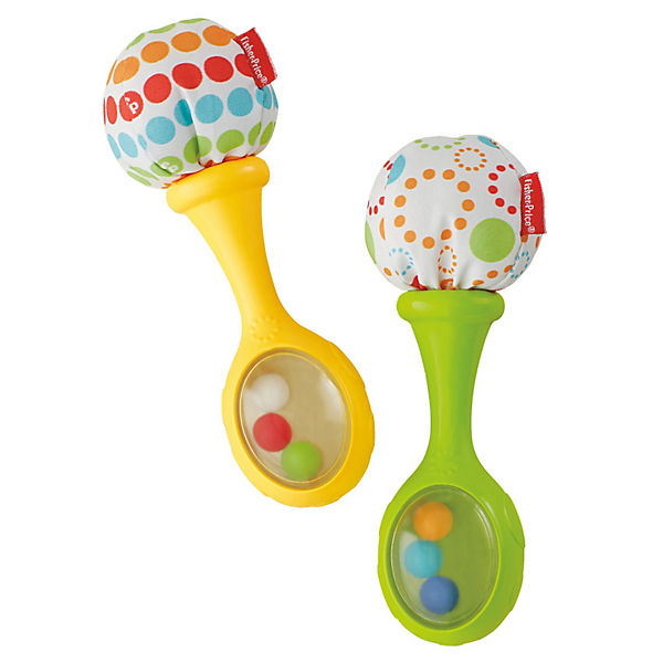 Fisher-Price - Babys Rumba-Rasseln