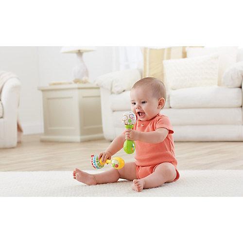 "Погремушки ""Гремим и танцуем"", Fisher-Price от Mattel"